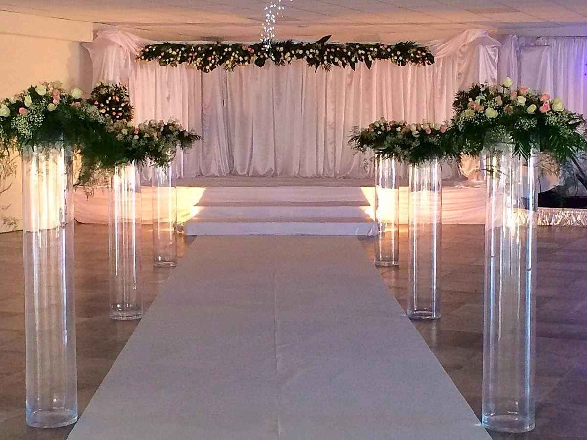 arche nuptiale avec voile satin pour mariage marseille d coration florale avignon paca. Black Bedroom Furniture Sets. Home Design Ideas