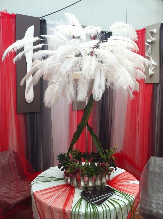 location de d cor floral pour salon du mariage salon de