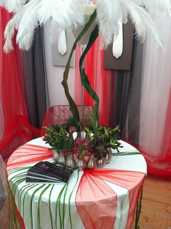 Location de d cor floral pour salon du mariage salon de provence d coration florale avignon paca - Salon du mariage aix en provence ...