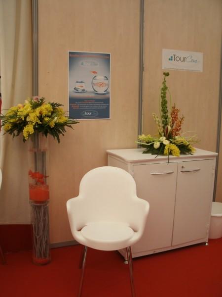 Location et vente d coration florale stand exposition for Vente decoration