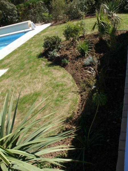 Cr ation de jardin espace vert paysagiste avignon salon de for Ab espace vert