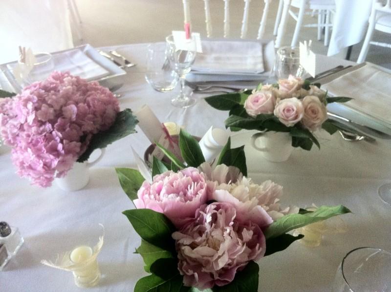 centre de table composition buffet traiteur mariage paca vaucluse gard var - Traiteur Mariage Vaucluse