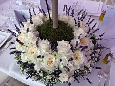 mélange subtile de fleurs parfumées