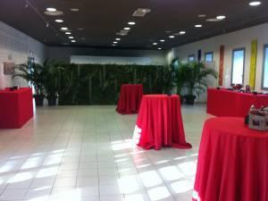 Location de murs de végétaux éphémères pour vos salons, expositions, foires, sur  Aix en provence