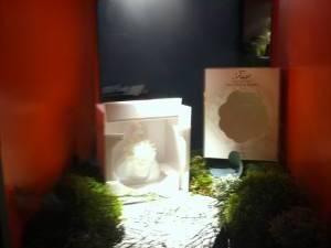 Décoration florale à la location pour stand exposition Monaco