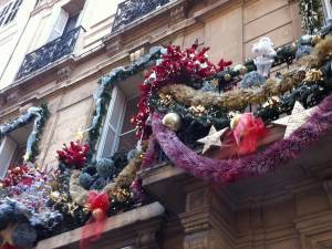 décoration de noel pose retrait décor Marseille Aix en Provence
