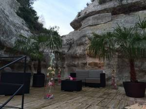 décorations florales pour buffets traiteurs, bar, tables repas, pour soirées privées et professionnelles à Marseille, Avignon