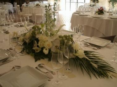 Centre de table decor de buffet traiteur decor de salle de - Centre des impots de salon de provence ...