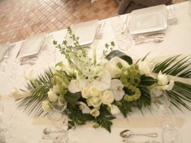CENTRE DE TABLE DECOR DE BUFFET TRAITEUR  DECOR DE SALLE DE MARIAGE PACS PACA MARSEILLE PERTUIS AVIGNON SALON DE PROVENCE