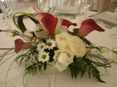 CENTRE DE TABLE DECOR DE BUFFET TRAITEUR DECOR DE SALLE DE MARIAGE ...