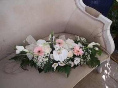 DOMAINE DE TOURNON AIX EN PROVENCE DECORATION FLORALE BAPTEME MARIAGE PACA MARSEILLE