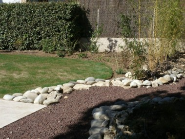 cr ation de jardin espace vert paysagiste avignon salon de. Black Bedroom Furniture Sets. Home Design Ideas