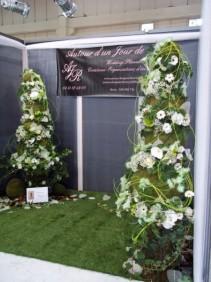 Décor floral à la location pour scène et exposition Avignon