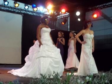 Création et réalisation de décor de stand et scène pour mariage et salon du mariage Vitrolles