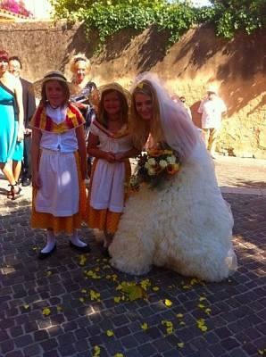 le bouquet de la mariée est la ligne directrice de votre mariage